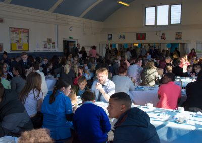 Moreton Year 6 Tea Party-3