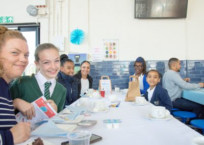 Moreton Year 6 Tea Party-4