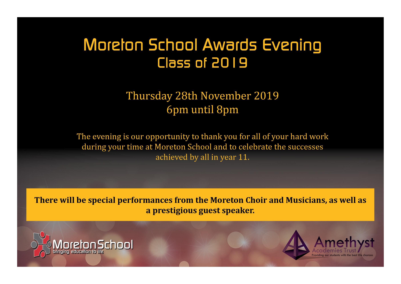 Moreton Year 11 Awards Wolverhampton